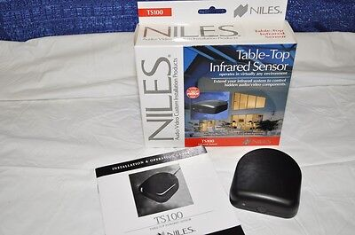 Niles Ir Infrared Remote Table-top Sensor Ts100