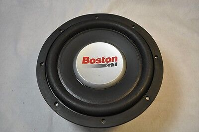 "BOSTON ACOUSTICS G110-4 10"" SUBS 2 AVAILABLE on Rummage"