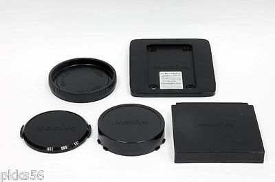 Mamiya Rz Pro Iid / Rz Pro Ii / Rz Body, Lens, Film Holder, ( Cap ) [pick One]