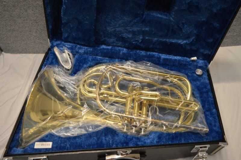 NEW YAMAHA YHR 302M SERIES Bb  MARCHING FRENCH HORN