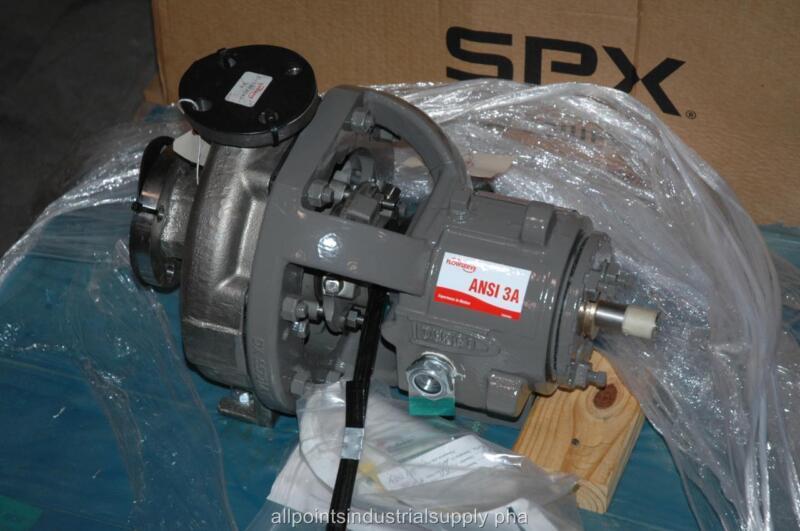 Durco FlowServe Flow Serve MK3 MK III 1x1.5 CF8M Stainless Steel Pump - NOS