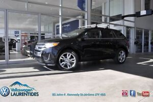 2011 Ford Edge Limited LIMITED*SUNROOF*GPS*AWD*