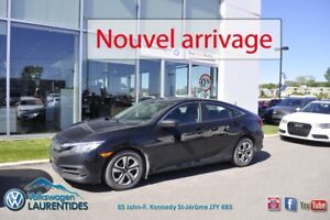 2016 Honda Civic Sedan DX DX*CAMERA*BLUETOOTH*