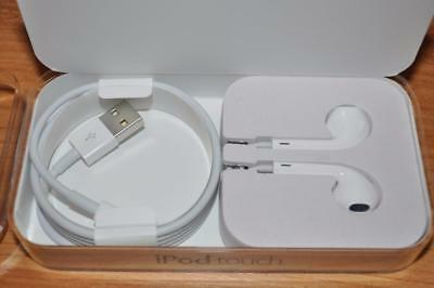 NEW Genuine Apple EarPods Headphones 3.5mm Jack & USB Lightn