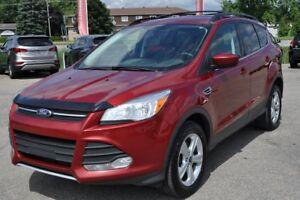 2013 Ford Escape SE 2L. ECOBOOST AWD MAGS, FOG , GR. ELECTRIQUE