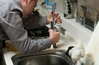 Plumber: Clogged Drain? Call (647)548-8040 Same Day
