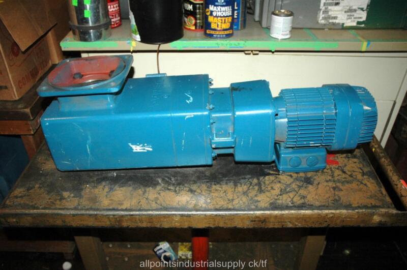 Demag KBA71A8 KBA-71-A8 WFH40TR Crane Conical Rotor Brake Motor Drive