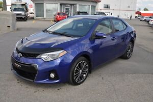 2015 Toyota Corolla S CUIR,BOUTON,NAVIGATION,TOIT,MAGS (TOIT,GPS