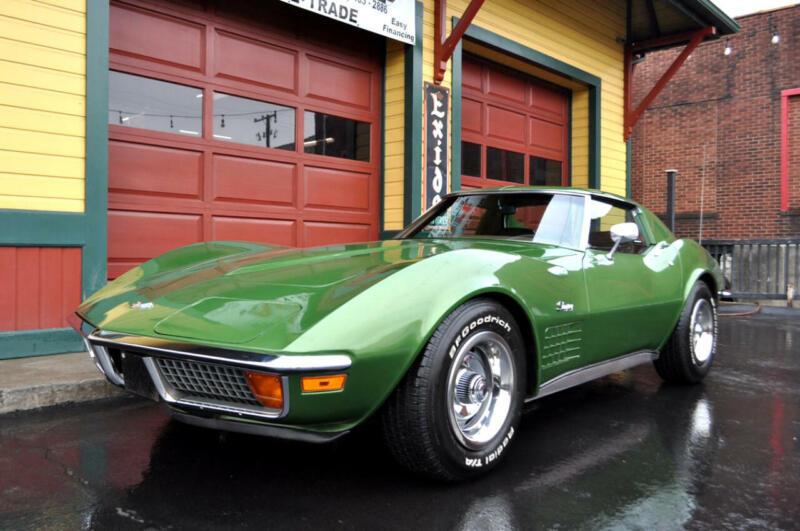 Image 6 Voiture American classic Chevrolet Corvette 1972