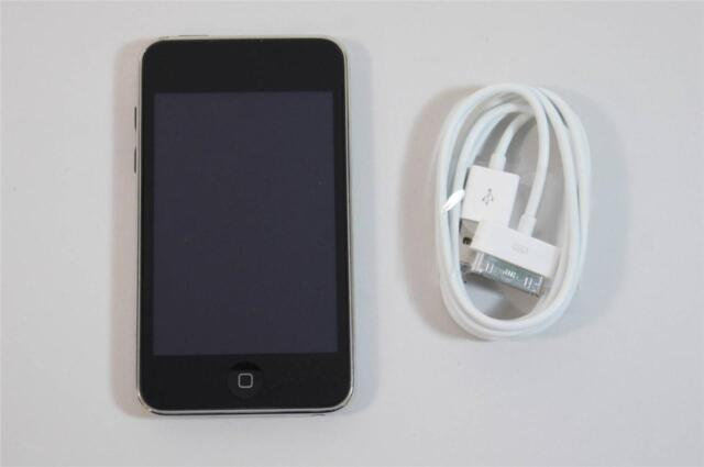 Used Working Apple iPod Touch 2nd Generation 32GB A1288 Black MP3 Player FL