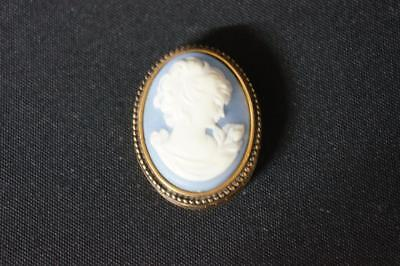 Estee Lauder Youth-Dew Blue Cameo Solid Perfume
