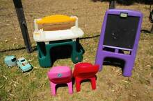 Step 2 DESK CHAIRS EASEL 4WD HORSE FLOAT for LITTLE TIKES Serpentine Serpentine Area Preview