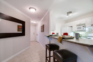 Available December 1st - Downtown - 2 Bedroom, 2 Bath Suite