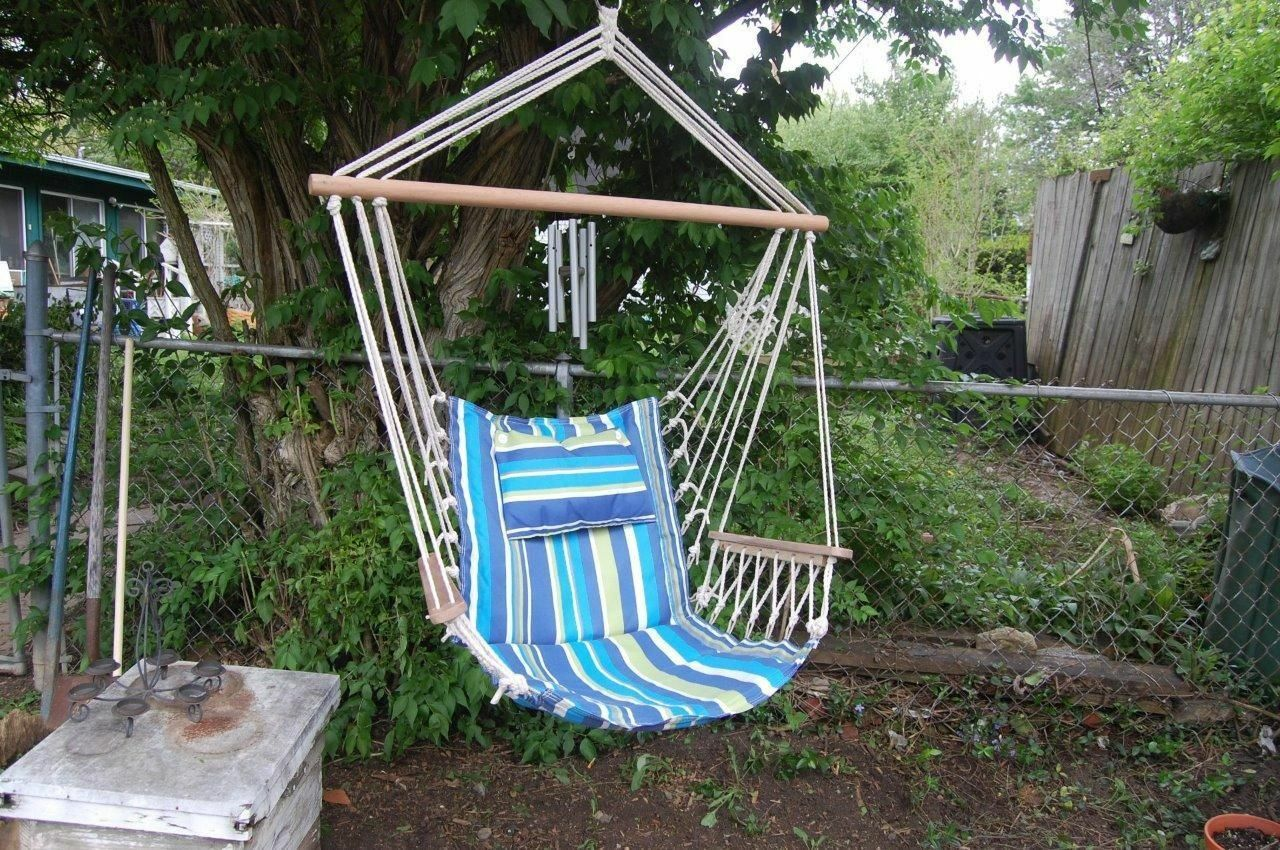 how to make a rope hammock chair ebay