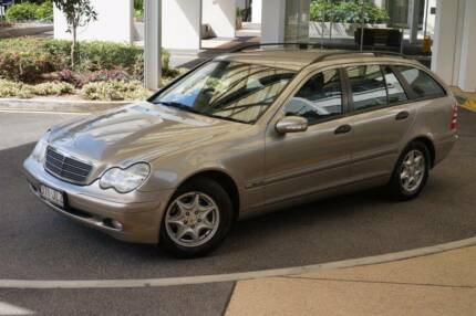 2002 Mercedes-Benz C200 Kompressor S203 Classic Wagon 5dr Spts A Wavell Heights Brisbane North East Preview
