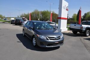 2013 Toyota Corolla CE UPGRADE PACKAGE 14000KM!!!!!