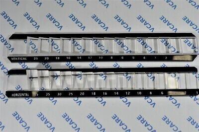 Prism Bar Set Vertical Horizontal Diagnosis Of Binocular Vision