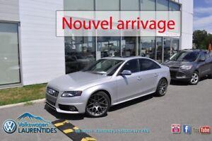 2011 Audi S4 Premium V6T*SUNROOF*BLUETOOTH*MAGS*