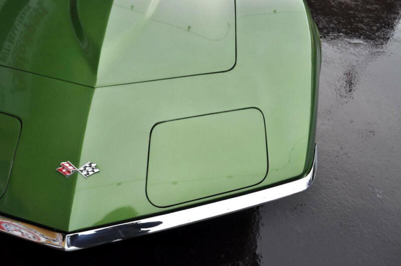 Image 12 Voiture American classic Chevrolet Corvette 1972