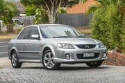 2003 Mazda 323 BJ II-J48 SP20 Sedan Auto 4sp 2.0i Rego RWC Mulgrave Monash Area Preview