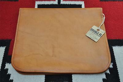 Ralph Lauren RRL Leather Portfolio Document Holder Case