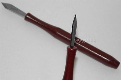 improved super thin scribe striking marking knife dual bevel accurate marks new