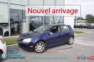 2007 Volkswagen Rabbit Trendline CRUISE*A/C*LOW KM*MAGS*