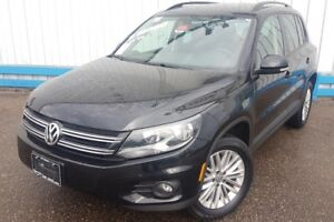 2016 Volkswagen Tiguan Special Edition 4MOTION