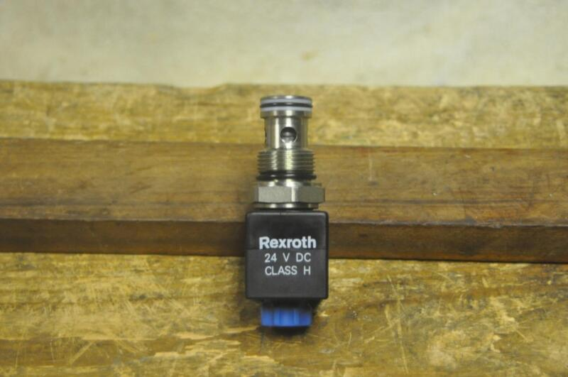 REXROTH OD1531173AS000 Solenoid operated valve with COIL OD02170130OC00 NEW