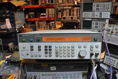 Hp Agilent 8642b .1-2100mhz Signal Generator Works Ok But Read