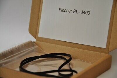 Turntable Drive Belt PIONEER PL-J400 Boxed for Shipping