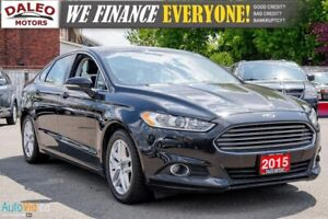 2015 Ford Fusion SE   BACK UP CAM   BLUETOOTH   LEATHER