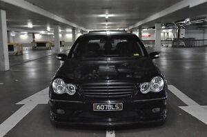 2005 Mercedes-Benz C200 Kompressor AMG Sport Edition Ascot Brisbane North East Preview