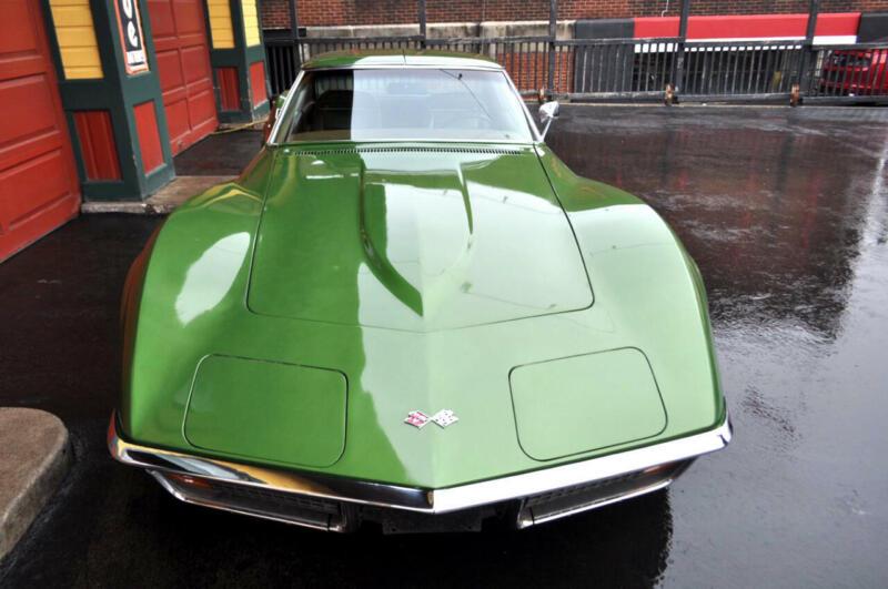 Image 9 Voiture American classic Chevrolet Corvette 1972