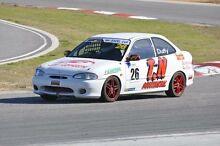 Hyundai Excel Race Car Greenwood Joondalup Area Preview