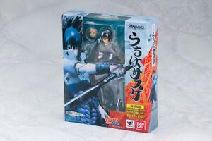 S.H.Figuarts Naruto Uchiha Sasuke Tamashii PVC Action Figure Toy Bandai Gift