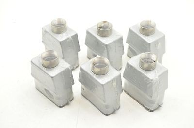 Ilme Metal Connector Housing 2.5 Inches X 1.25 Inches Lot Of 6 New