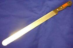 eBay BEST BRISKET KNIFE SOLINGEN GERMAN GUSTAV EMIL ERN SS 12 WAVY EDGE BLADE