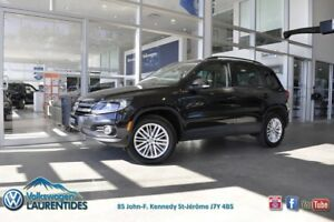 2015 Volkswagen Tiguan SPECIAL EDITION SE*SUNROOF*GPS*MAGS*0.9%