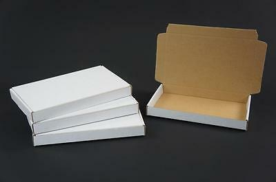 1000 Postal Cardboard Boxes Mailing Shipping PIP Large Letter 120x200x22 AP1