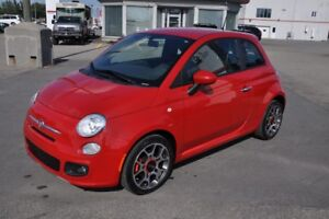 2012 Fiat 500 Sport CUIR,MAGS