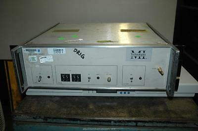 Vintage Microwave Instrumentation Mit 2180 Signal Source Unit - Powers Up