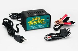 Deltran-Battery-Tender-Plus-12V-True-Gel-Cell-Maintainer-Charger-1-25A-021-0156