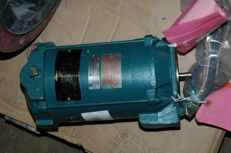 Flowserve Lightnin Baldor 1/3 HP Motor Hazardous Locations XP R-030-400 - NOS