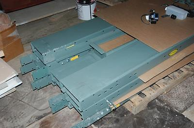 "Hytrol 10"" x 72"" Belt Drive Conveyor Section"