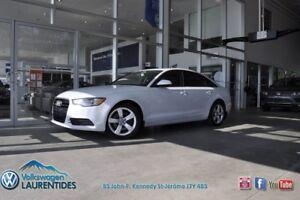 2014 Audi A6 2.0T Progressiv PROGRESSIV*GPS*MAGS*CAMERA