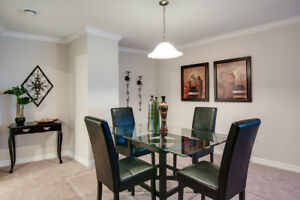 OPEN CONCEPT - 2 BEDROOM APARTMENT- IN-SUITE LAUNDRY