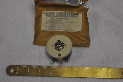 Memcor Rheostat Type R50 300v 150 Ohm .58 Amp