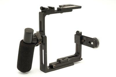 Newton 35mm Camera Flash Flip Bracket 35 Mm Flash Bracket