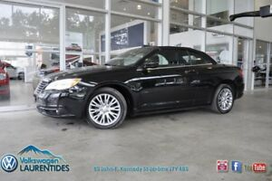 2012 Chrysler 200 Touring TOURING*CONVERTIBLE*A/C*MAGS*